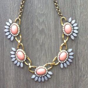 Vintage Look Deco Style Necklace